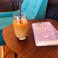 Iced Coffee and a Good Book